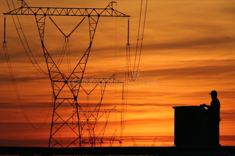 Composizione in energia 16 fotografie stock libere da diritti