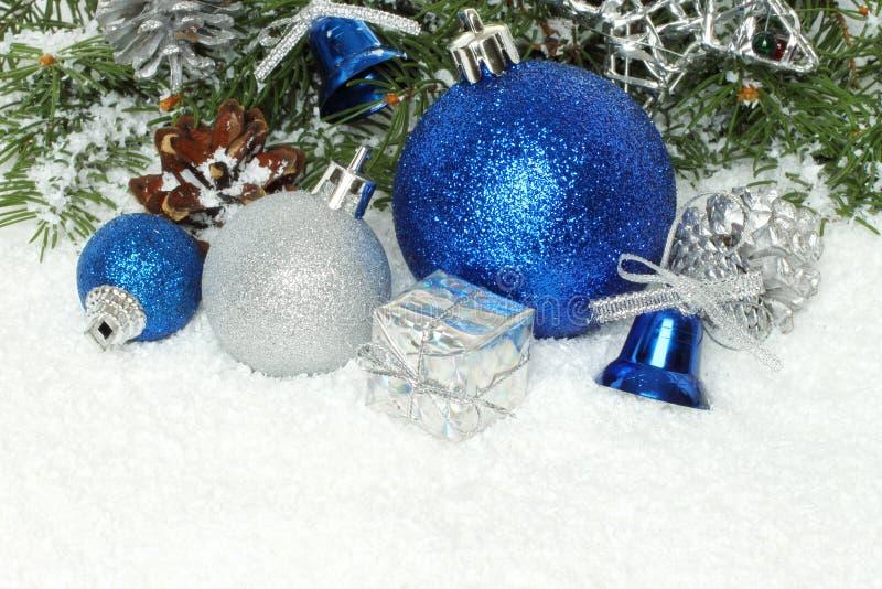 Composizione in Natale fotografie stock libere da diritti
