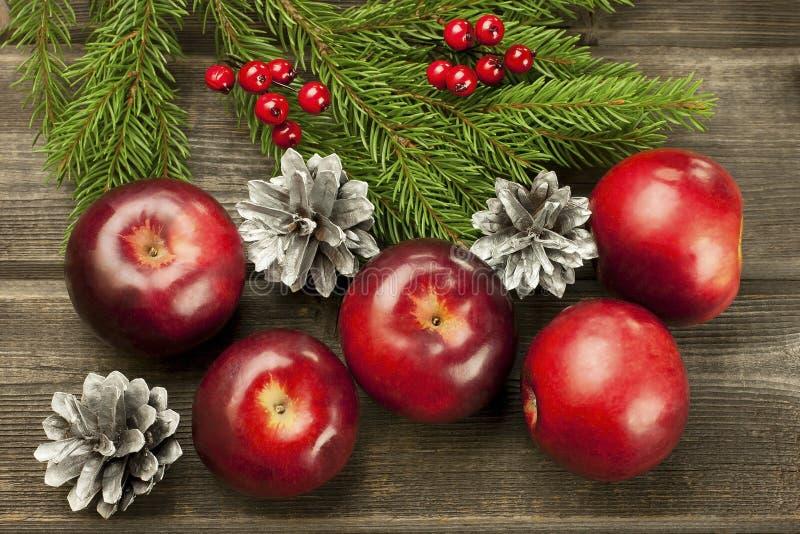 Composizione in Natale immagine stock libera da diritti