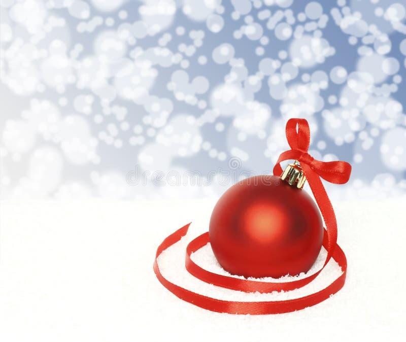 Composizione in Natale fotografia stock libera da diritti