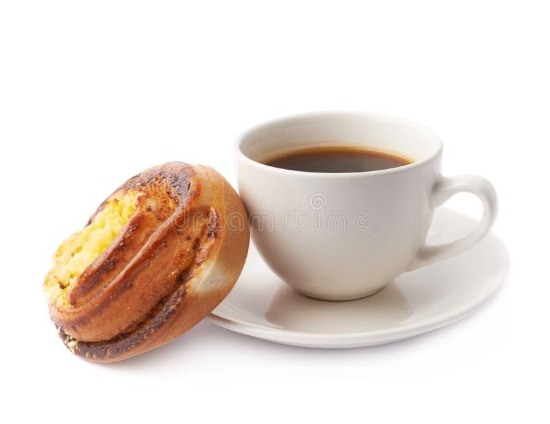 Download Composizione Nella Pasticceria E Nella Tazza Di Caffè Fotografia Stock - Immagine di pasta, consumo: 55350010
