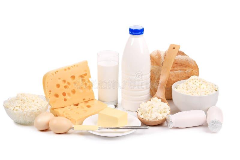 Composizione sana nella prima colazione. fotografie stock libere da diritti