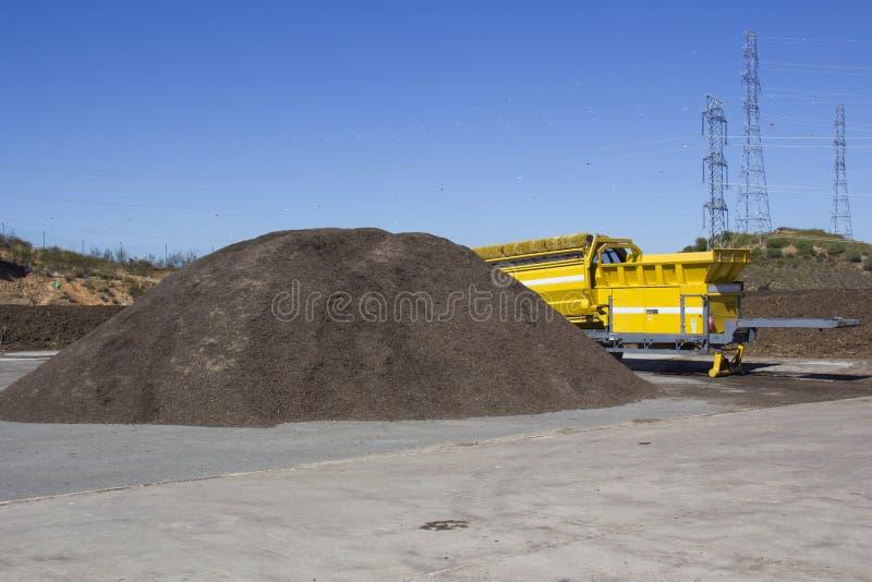 compost arkivfoton
