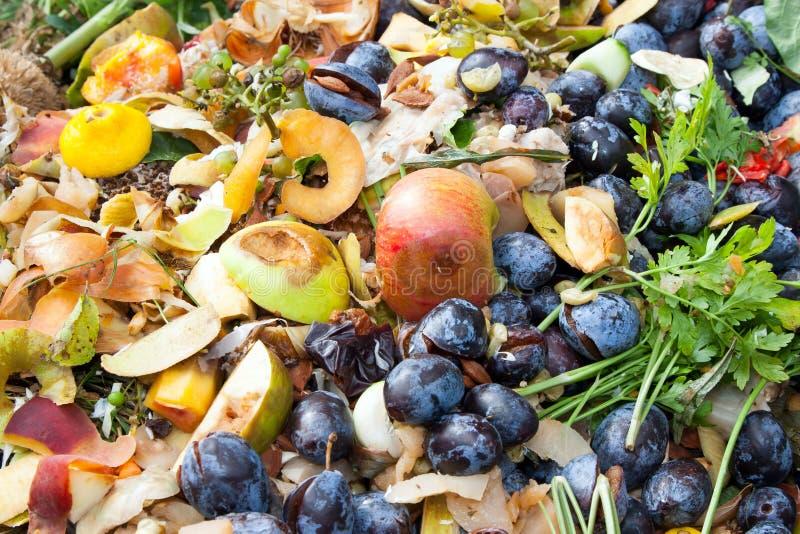 Compost bin royalty free stock photos