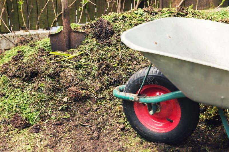 Download Compost - Garden Plant Fertilizer Stock Photo - Image of soil, waste: 93044528