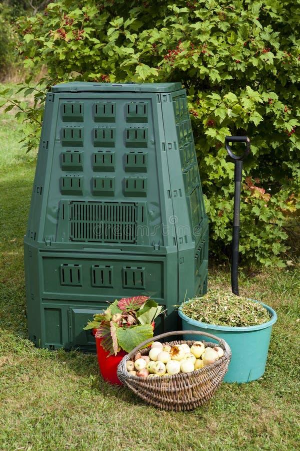 composting foto de stock royalty free