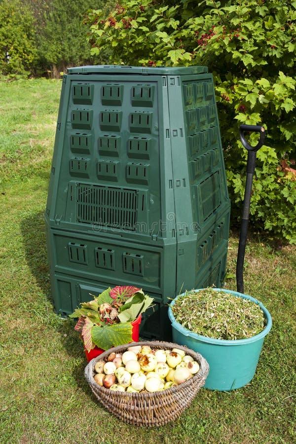 composting imagens de stock royalty free
