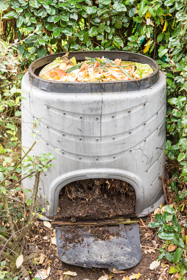 composting royalty-vrije stock foto