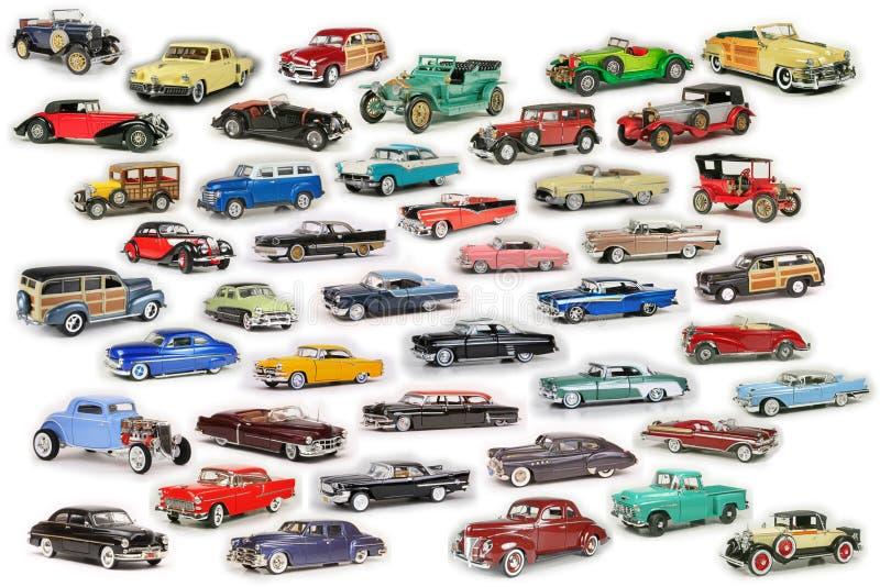 Composto classico dell'automobile fotografie stock libere da diritti