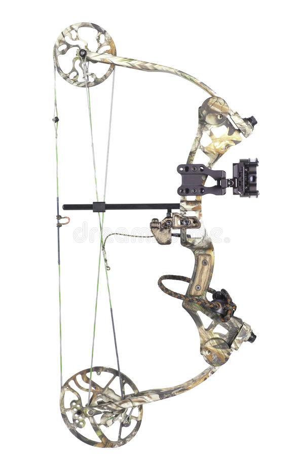 Compound Bow Stock Images