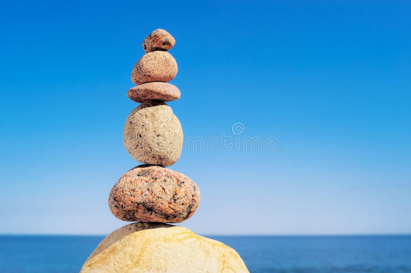 Download Compound of Stones stock photo. Image of symbol, balance - 26483914