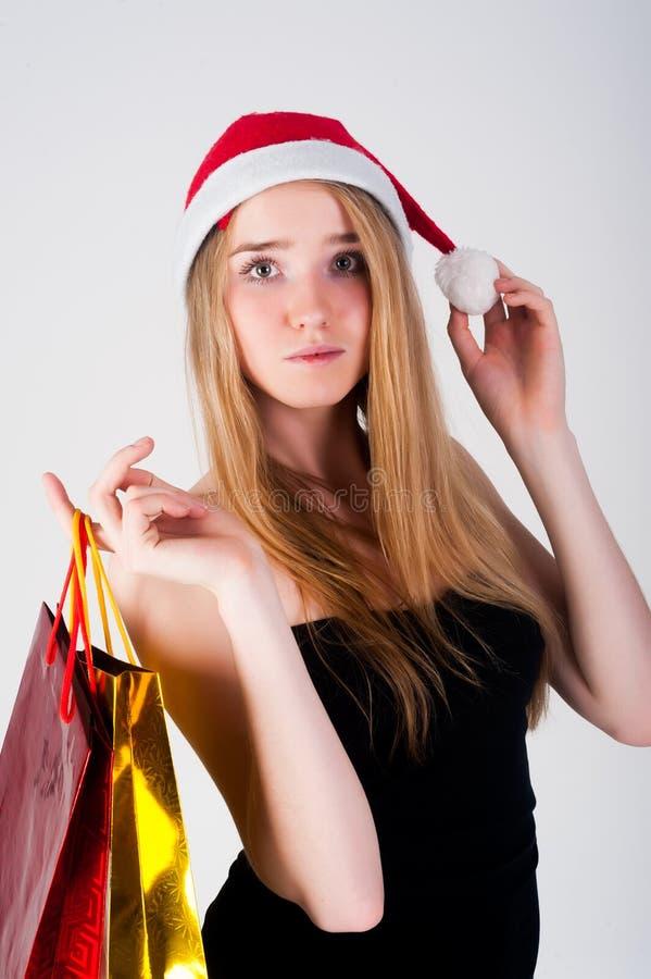 ¡Comprador feliz! imágenes de archivo libres de regalías