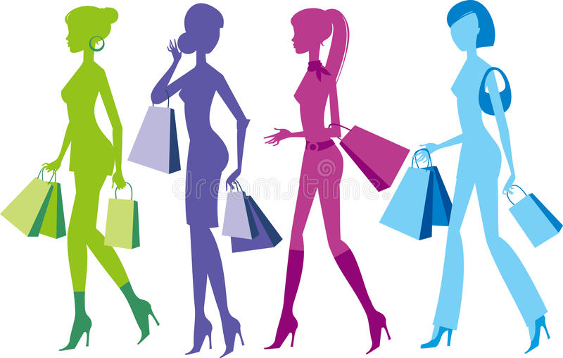 Compras libre illustration