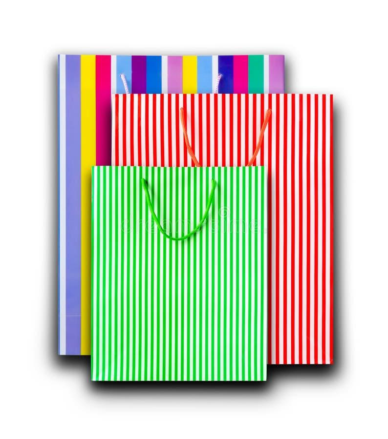Compras Bags-2 fotografía de archivo libre de regalías