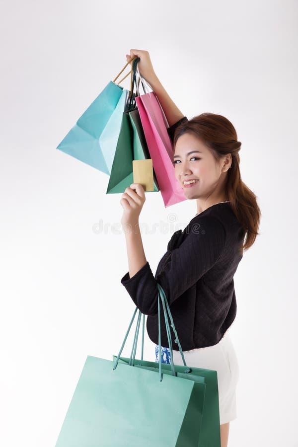 Compras imagem de stock