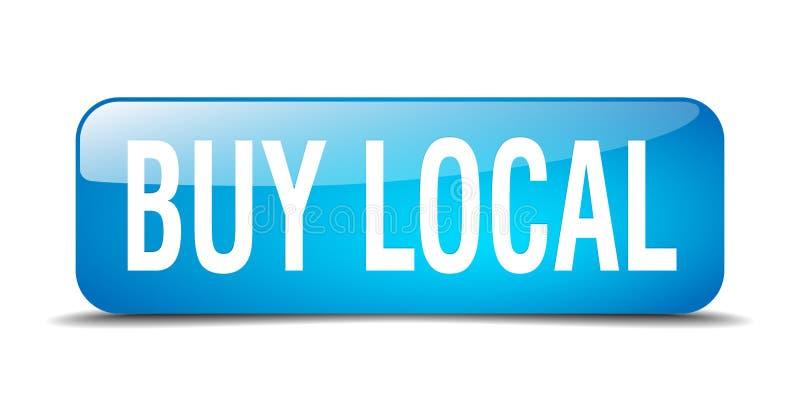 compre o botão local ilustração royalty free