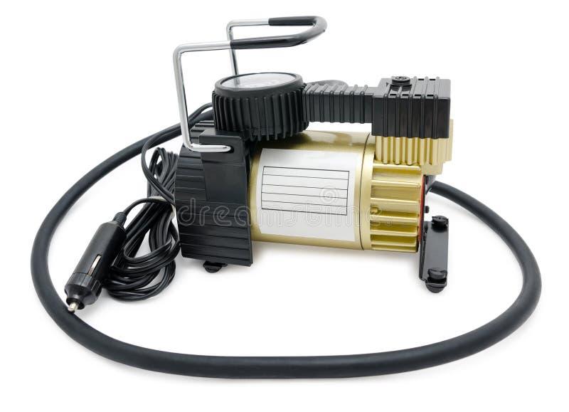 Compresseur d'air de véhicule photo libre de droits