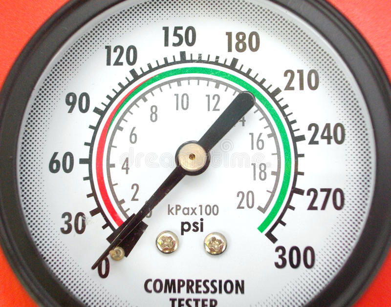 Download Compression testing tool stock image. Image of manometer - 9847963