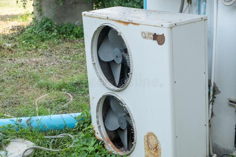 Compressor de ar imagem de stock