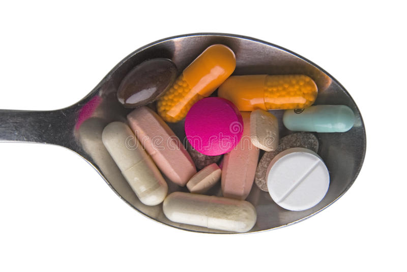 Download Comprimidos imagem de stock. Imagem de alternativa, medicina - 10057511