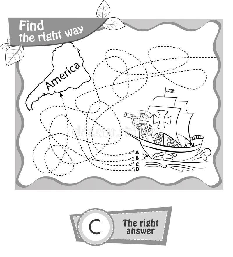 Compte de BW les places illustration libre de droits