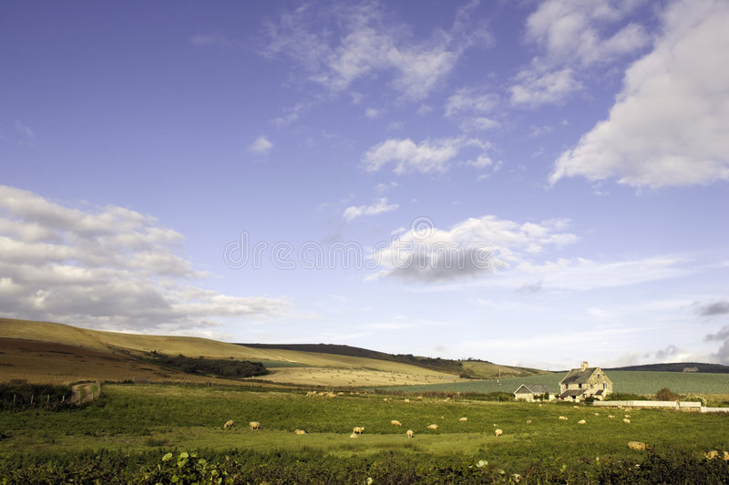 Download Compton Down I.O.W Royalty Free Stock Images - Image: 520749