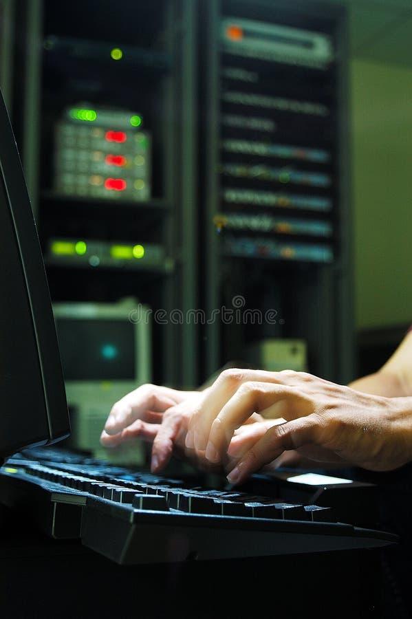 Computação imagem de stock