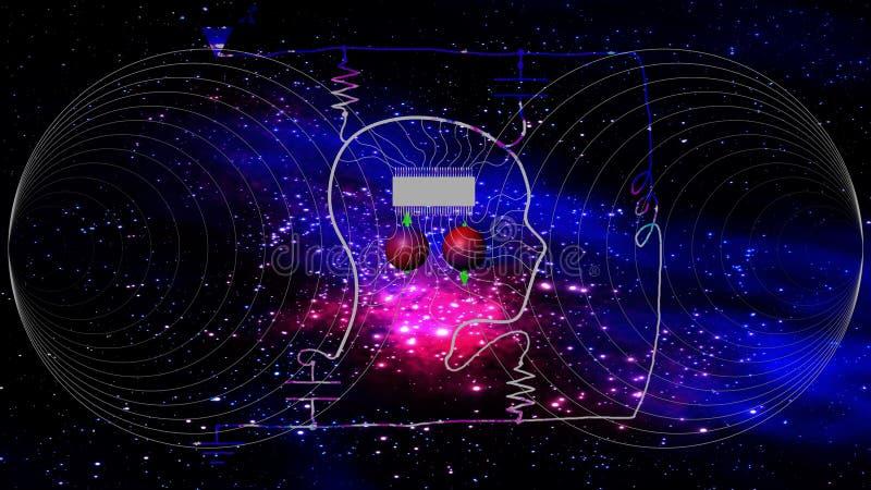 Computación de Quantum libre illustration