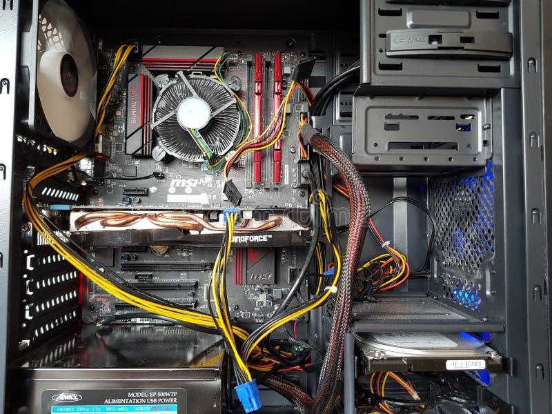 Computador fotos de stock
