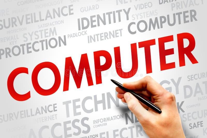 Computador fotos de stock royalty free