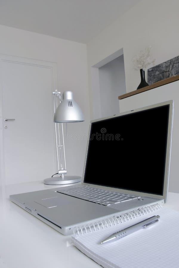 Computador, CD-ROM. fotografia de stock royalty free