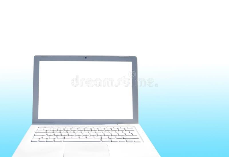 Computador portátil ilustração stock