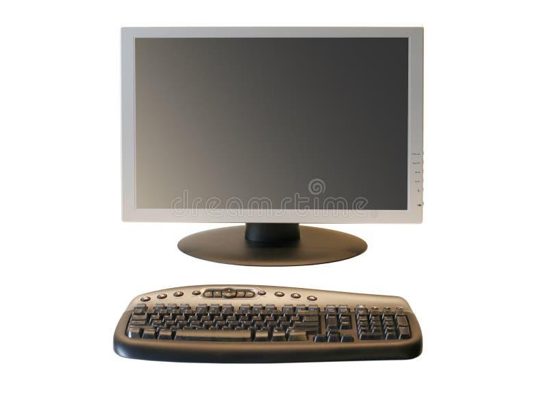 Computador sem fio imagens de stock royalty free