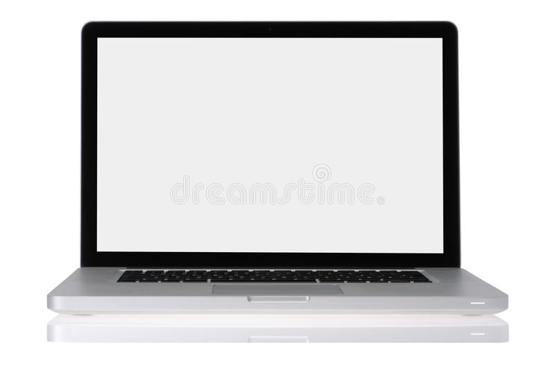 Computadora portátil fotos de archivo