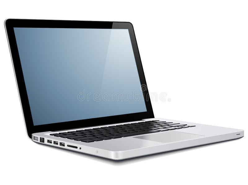 Computadora portátil libre illustration