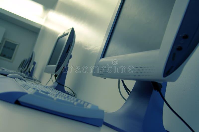 Computadores imagem de stock royalty free