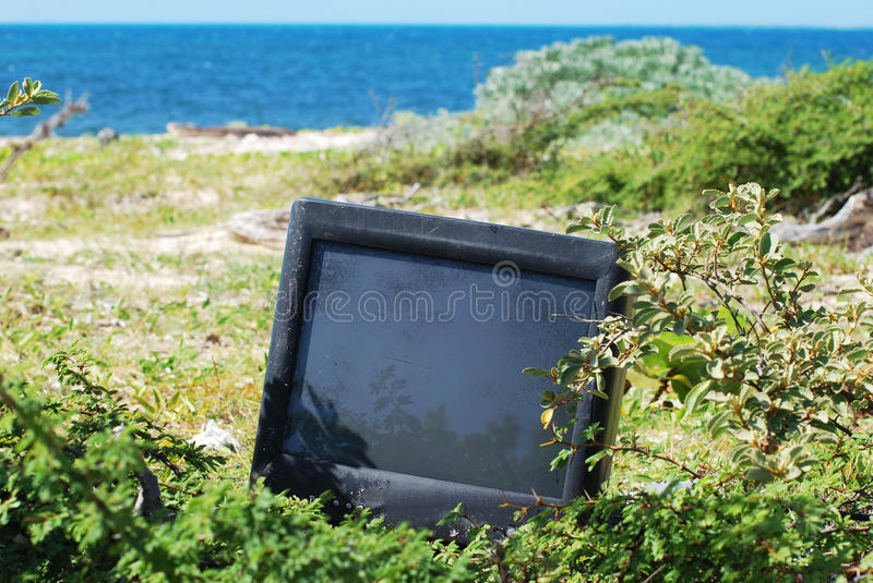 Download The Computer stock image. Image of technology, island - 23647109
