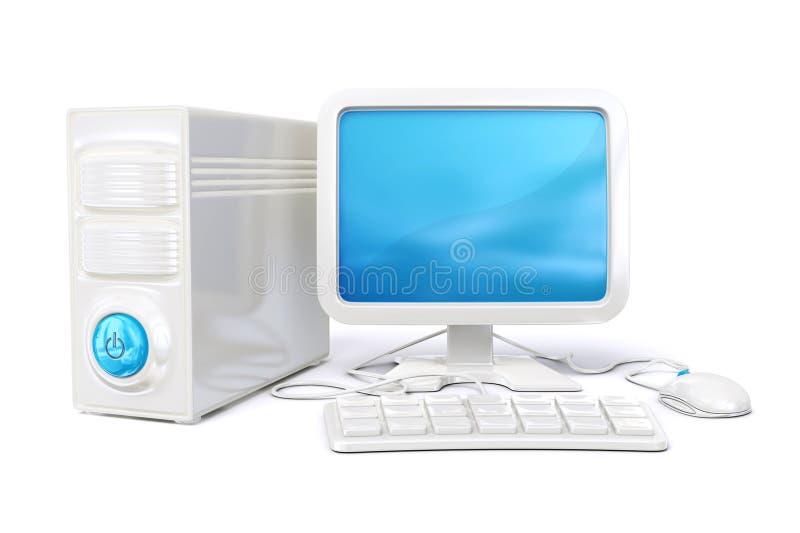 Download Computer stock illustration. Illustration of screen, icon - 26643813