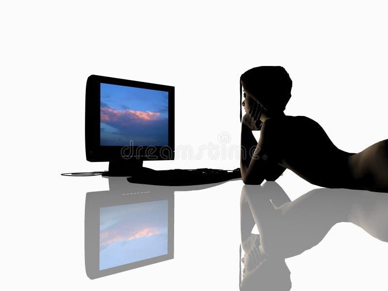 Computer Kostenloses Stockfoto
