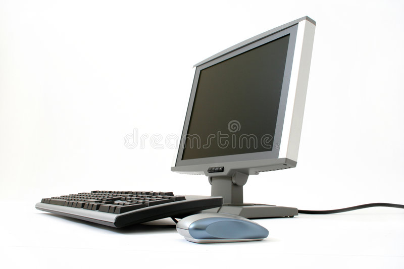 Computer royalty free stock photography