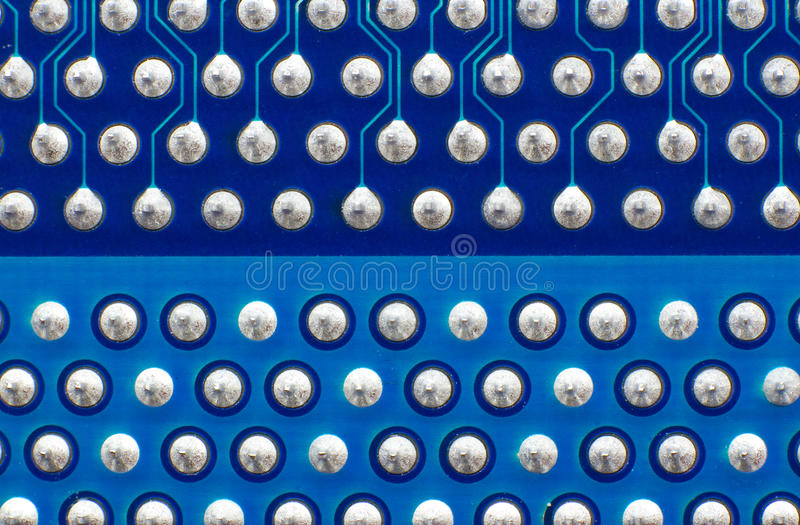 Computer Background Royalty Free Stock Photography
