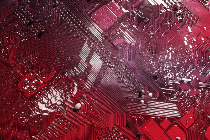 Download Computer Background Stock Photo - Image: 1404290