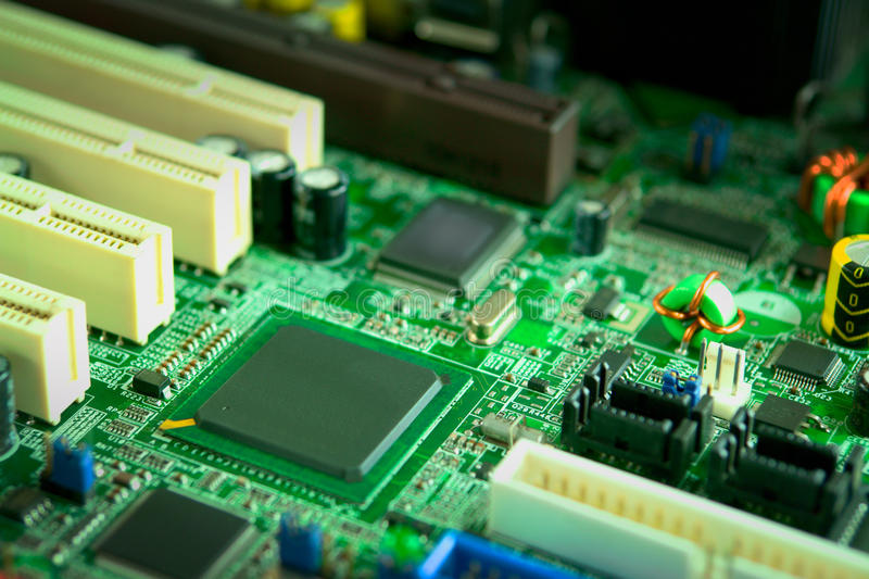 Computer Board stock images