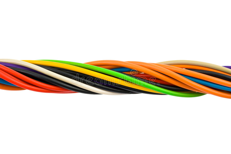 Download Computer Cable Royalty Free Stock Photography - Image: 8875957