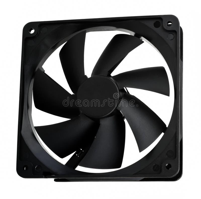 Download Computer case cooling fan stock image. Image of cooler - 17028379