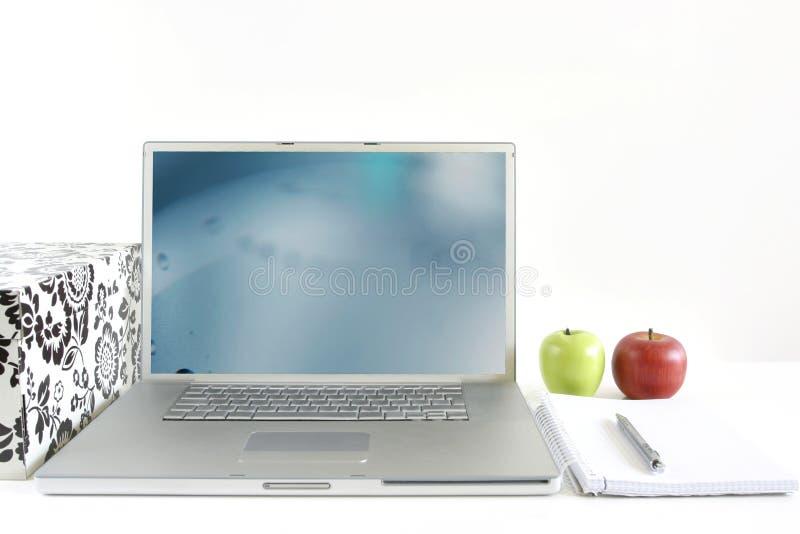 Computer, CD-ROM lizenzfreie stockfotos