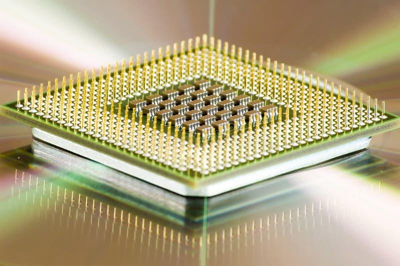 Computer-Chip stockfotos