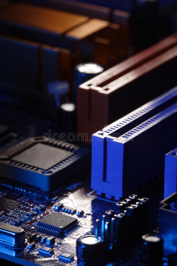 Download Computer circuit board stock photo. Image of pattern - 10509644