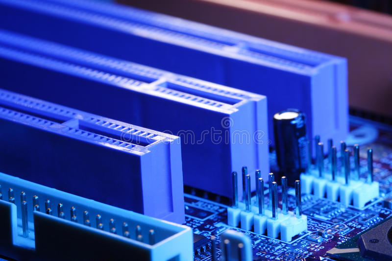 Download Computer circuit board stock photo. Image of engineering - 10509712