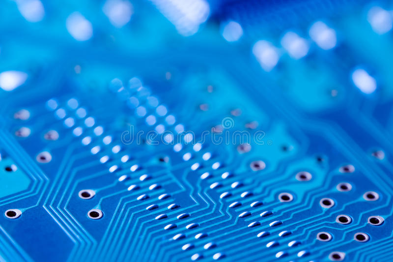 Download Computer circuit board stock image. Image of line, memory - 14485271
